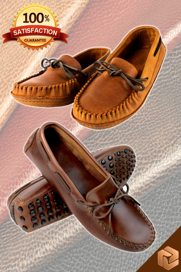 Leather Moccasins