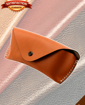 Leather Sunglass Cover