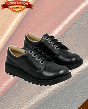 Leather Unisex Shoes